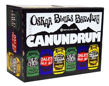 Oskar Blues Canundrum