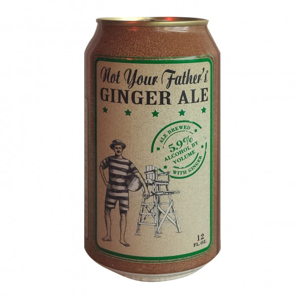 not your fathers ginger