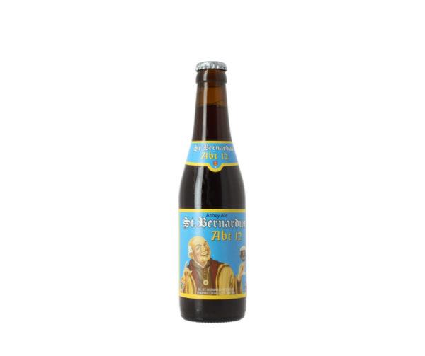 St. Bernardus Beer Bottle