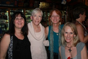 Mindy Noble, Kathy Schauer, Ashley Bricendine, Dianne Congdon