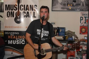 Musicians on Call Fundraiser